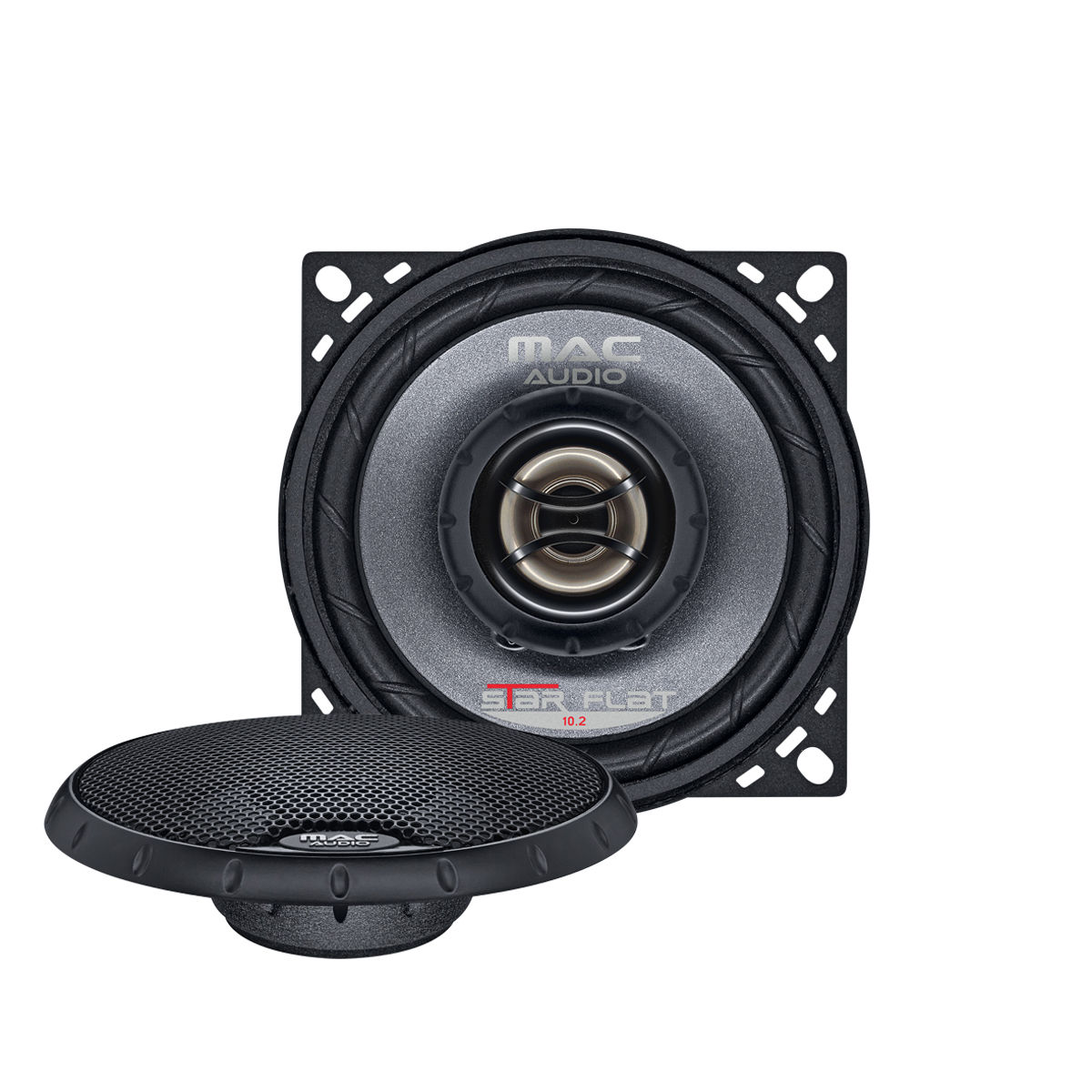 1 Paar Mac Audio Power Star 10.2 NEU 2 Wege Koaxial-System